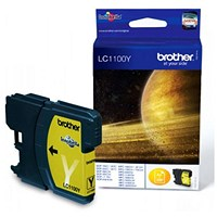 Brother LC1100Y Yellow Inkjet Cartridge