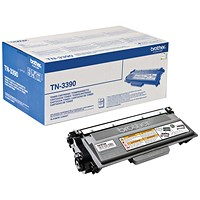Brother TN3390 Black Super High Yield Laser Toner Cartridge
