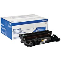 Brother DR3300 Black Laser Drum Unit