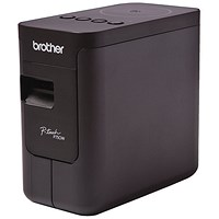 Brother P-Touch PT-P750W Office Label Printer PTP750WZU1