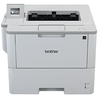 Brother HL-L640DW Mono Laser Printer 50ppm WiFi Duplex Touchscreen LCD Ref HLL6400DWZU1