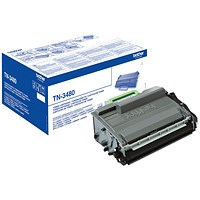 Brother TN3480 Black High Yield Laser Toner Cartridge