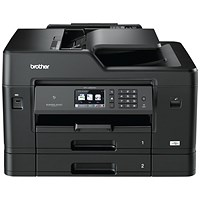 Brother Colour Multifunction A3 Inkjet Printer Ref MFC-J6930DW