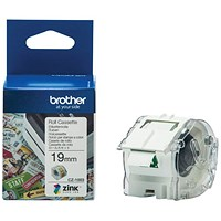 Brother Label Roll 19mm x 5m CZ1003