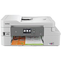 Brother MFC-J1300DW A4 Wireless 4-in-1 Colour Inkjet Printer MFC1300DWZU1