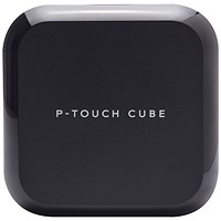 Brother P-Touch Cube Plus Label Printer PTP710BTXG1