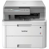 Brother DCP-L3510CDW 3 in 1 Colour Laser Printer DCPL3510CDWZU1