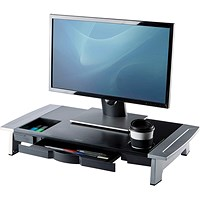 Fellowes Office Suites Monitor Riser, Large