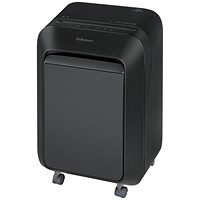 Fellowes Powershred LX211 Micro-Cut Shredder Black 5050201