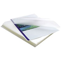 Fellowes Apex A4 Laminating Pouches Clear (Pack of 100)