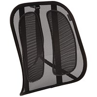 Fellowes Office Suite Back Support, Mesh Fabric