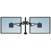 Fellowes Professional Series Dual Monitor Arm