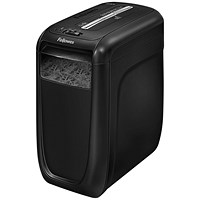 Fellowes 60Cs Deskside Shredder Cross Cut 22 Litres P-4