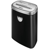 Fellowes 53C Deskside Shredder Cross Cut 23 Litres P-4