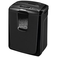 Fellowes M-8C Shredder Cross Cut 15 Litres P-4
