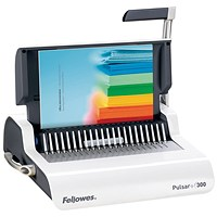 Fellowes Pulsar Plus 300 Manual Binding Machine