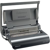 Fellowes Quasar+ 500 Manual Comb Binding Machine