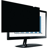 Fellowes Blackout Privacy Filter, 21.5 inch Widescreen, 16:9