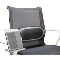 Fellowes I-Spire Lumbar Cushion Grey