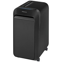 Fellowes Powershred LX221 Micro-Cut Shredder Black 5050401