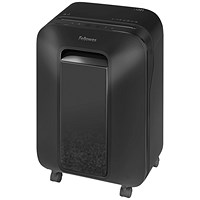 Fellowes Powershred LX201 Micro-Cut Shredder Black 5160001
