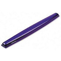 Fellowes Crystal Keyboard Wrist Rest, Gel, Purple