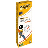 Bic Matic Grip Mechanical pencil, Assorted Grips, Pack of 12