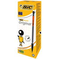 Bic Matic Mechanical Pencil with eraser - Pack of 12
