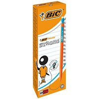 Bic Matic Mechanical Pencil, 0.9mm, HB, Pack of 12