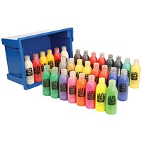 Brian Clegg Ready Mix Paint, Asssorted, 30 x 300ml