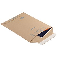 Blake Corrugated Board Envelopes 353 x 250mm A4Plus (Pack of 100) PCE40