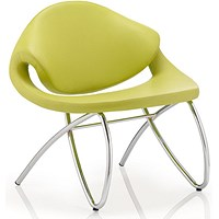 Beau Visitor Chair - Green