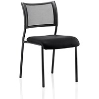 Brunswick Visitor Chair - Black
