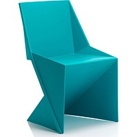Freedom Polypropylene Visitor Stacking Chair - Green