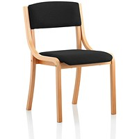 Madrid Visitor Chair - Black