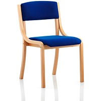 Madrid Visitor Chair - Blue