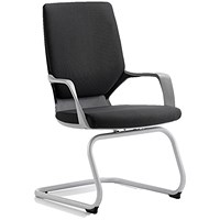 Zenon Visitor Chair - Black