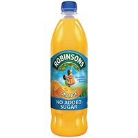 Robinsons Orange Squash No Sugar 1 Litre