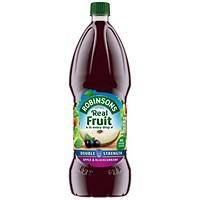 Robinsons Apple/Blackcurrant Squash No Added Sugar 1 Litre