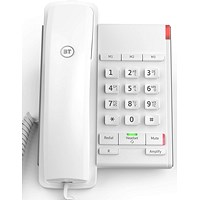 BT Converse 2100 Corded Phone White 040205
