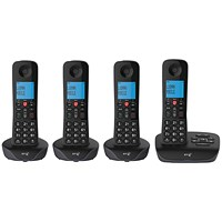 BT Essential DECT TAM Phone Quad 90660