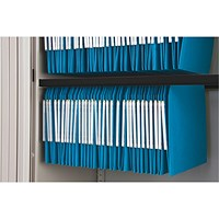 Bisley Under Shelf Suspended Filing Black