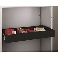 Bisley Rollout Drawer Black