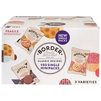 Border Biscuits Single Packs (Pack of 150)