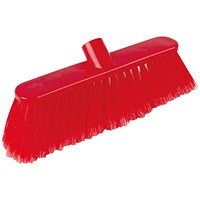 Soft Broom Head 30cm Red (Designed for Universal Handle) P04048