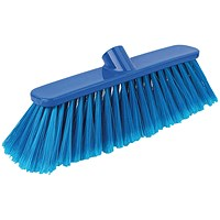 Soft Broom Head 30cm Blue (Designed for Universal Handle) P04047