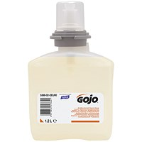 Gojo TFX Antibacterial Foam Soap Hand Wash Refill, 1200ml, Pack of 2