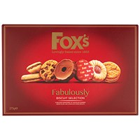 Foxs Fabulously Biscuit Selection 275g