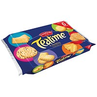 Crawfords Teatime Assorted Biscuits, 6 Varieties, 275g