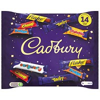 Cadbury Heroes Family Bag - 20 Treats